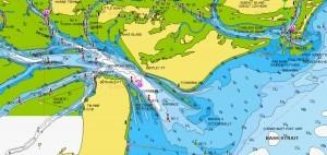 Port Welshpool Gps Marks ,Port Welshpoo fishing Maps locations Snapper spots ,Maps, Depth Chart,Port Welshpool fishing map,