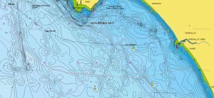 port phillip bay depth charts , gps port phillip bay , beaumaris map, carrum gps fishing marks, frankston gps fishing marks,
