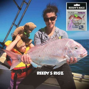 snapper snatchers, flasher rig, snapper, fishing,