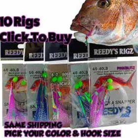pre made fishing rigs, snapper pre made rigs, flathead pre made rigs,whiting pre made rigs , shark pre made rigs , pre made rigs