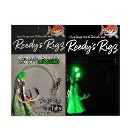 best snapper rig, fishing rig,reef rig, ultra rig, reedys rig, bait rig,